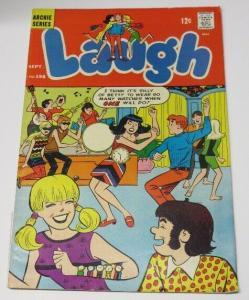 LAUGH (1946-1987)198 VG  Sept. 1967