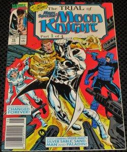 Marc Spector: Moon Knight #15 (1990)