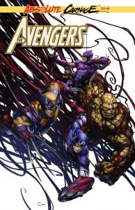 ABSOLUTE CARNAGE AVENGERS (2019 MARVEL) #1 PRESALE-09/25