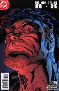 Man Called A-X, The (DC) #3 VF/NM; DC | save on shipping - details inside