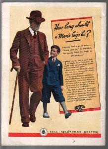 Telephone Review 11/1936-trade journal for phone company-historic-Tazio Nuvlari-