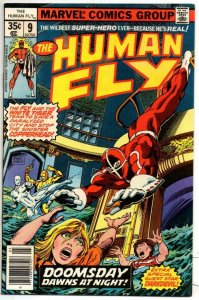 HUMAN FLY #9, VF/NM, DareDevil, 1977 1978, Bronze age, more Marvel in store