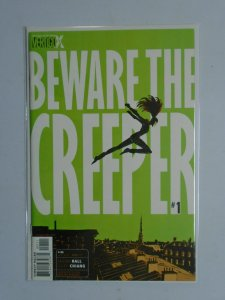 Beware the Creeper (2003 2nd Series) #1, 8.0/VF (2003)