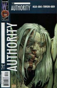 Authority (1999 series) #27, NM + (Stock photo)
