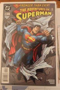 Adventures of Superman 568 9-4-nm