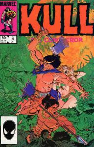 Kull the Conqueror (3rd Series) #6 VF/NM; Marvel | save on shipping - details in