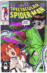 Spider-Man, Peter Parker Spectacular #174 (May-91) NM/NM- High-Grade Spider-Man
