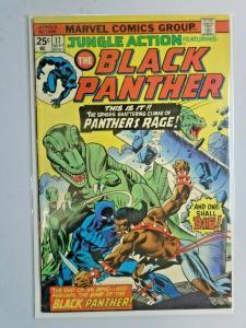 Jungle Action #17 Black Panther 4.0 VG (1975)