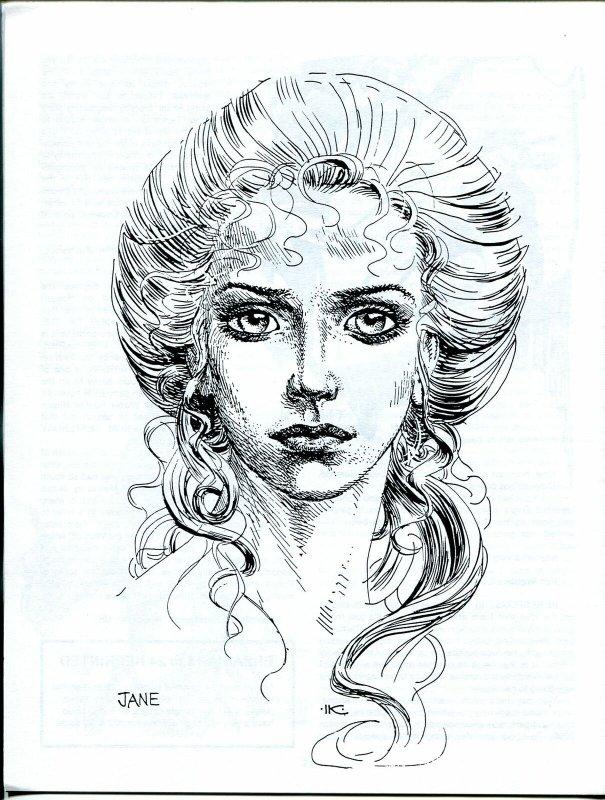 Erbania #71 1995 -Edgar Rice Burroughs-Tarzan-Krenkel-Igor Kordej-info-pix- VG