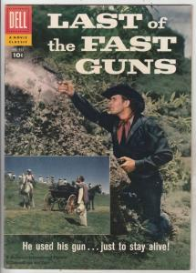 Four Color #925 (Aug-58) FN/VF+ Mid-High-Grade Brad Ellison, Padre Jose