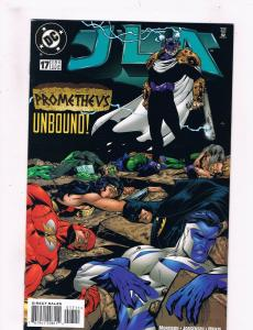 JLA #17 FN DC Comics Comic Book Morrison Batman Superman Apr 1998 DE36