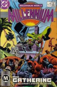 Millennium (1988 series) #3, VF (Stock photo)