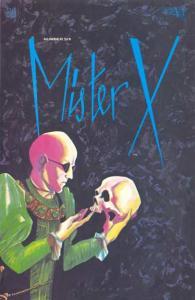 Mister X (1984 series) #6, NM- (Stock photo)