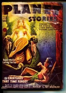 Planet Stories-Pulps-Fall/1946-Henry Hasse-Ray Bradbury