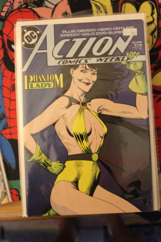 Action 639 NM+