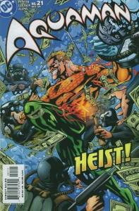 Aquaman (2003 series) #21, NM (Stock photo)