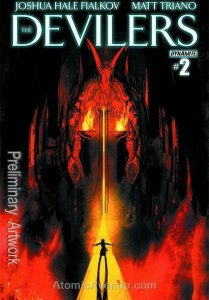 Devilers, The #2 VF/NM; Dynamite | save on shipping - details inside