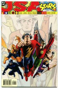 JSA ALL STARS #1 2 3 4 5 6 7 8, NM+, Flash, Green Lantern, Phil Winslade, 2003