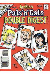 Archie's Pals 'n' Gals Double Digest #22 VF; Archie | save on shipping - details