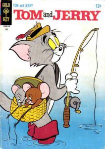 Tom and Jerry #236, Good+ (Stock photo)