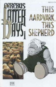 Cerebus the Aardvark #266 VF; Aardvark-Vanaheim   save on shipping - details ins