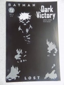 BATMAN DARK VICTORY # 4