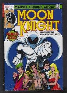 Moon Knight Omnibus Vol. 1 SRP 125.00 Hardcover