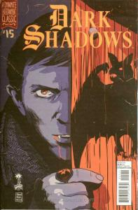 Dark Shadows #15 VF; Dynamite | save on shipping - details inside