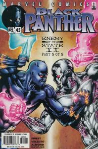 Black Panther (Vol. 2) #45 VF/NM; Marvel | save on shipping - details inside