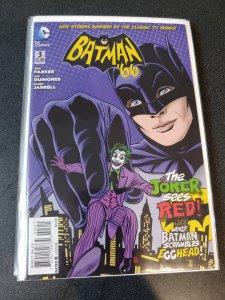 BATMAN 66 #3 NM JOKER ISSUE HARD TO FIND