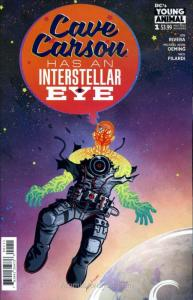 Cave Carson Has an Interstellar Eye #1 VF/NM; DC | save on shipping - details in