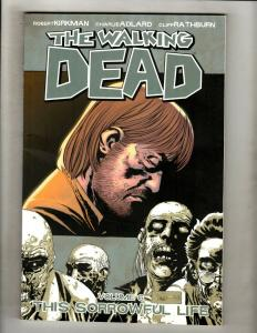 Walking Dead Vol. # 6 This Sorrowful Life Image Comics TPB Graphic Novel J324