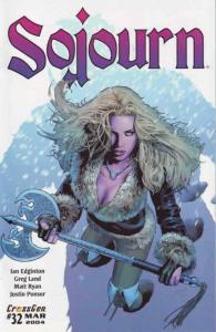 Sojourn (CrossGen) #32 VF; CrossGen | save on shipping - details inside