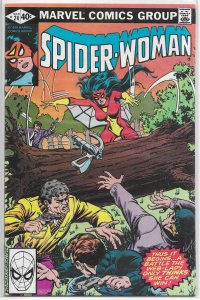 Spider-Woman   vol. 1   #24 FN