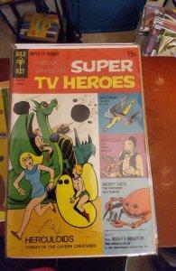 Hanna-Barbera Super TV Heroes #4 (1969)