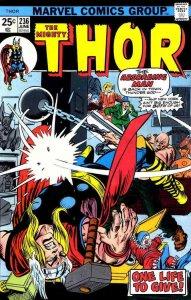 Thor #236 FN; Marvel | save on shipping - details inside