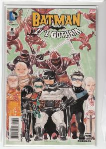 BATMAN LIL GOTHAM (2013 DC) #6 NM- A93975
