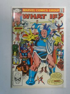 What If? #34 Direct edition 8.5 VF+ (1982 1st Series)