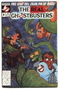 The Real Ghostbusters #8 1988- Now Comics G