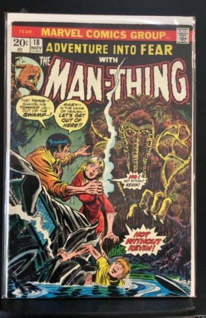 Adventure into Fear #18 (1973)