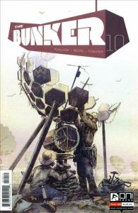 Bunker, The (Oni) #10 VF/NM; Oni Press   save on shipping - details inside
