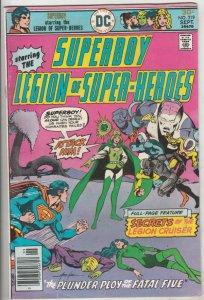 Superboy #219 (Sep-76) VF/NM High-Grade Superboy, Legion of Super-Heroes