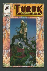 Turok Dinosaur Hunter #1  / 9.8 NM-MT  July 1993