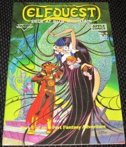 ElfQuest: Siege At Blue Mountain #6 (1988)