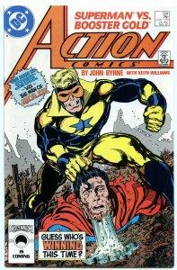 Action Comics 594 Nov 1987 NM- (9.2)