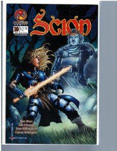 Scion #10 (2001) NM