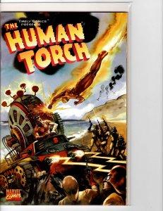 Human Torch (1999) #1 VF/NM (9.0)