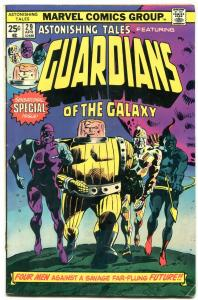 ASTONISHING TALES #29 1975 comic book-1st GUARDIANS OF THE GALAXY (reprint)  vg
