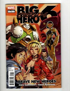 10 Comics Big Hero 6 1 Deadpool 10 Ultimates 13 Supreme Power 9 +MORE GB2