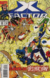 X-Factor #96 VF/NM; Marvel | save on shipping - details inside
